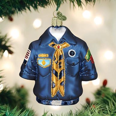 Scout Uniform Ornament