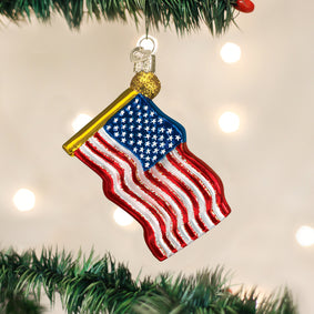 Star-spangled Banner Ornament