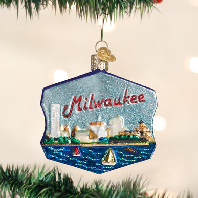 Milwaukee Ornament