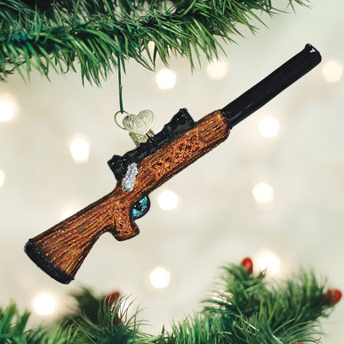 Rifle Ornament