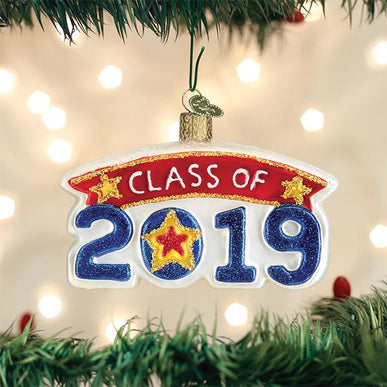 Class Of 2019 Ornament