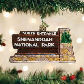 Shenandoah National Park Ornament