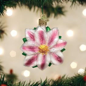 Clematis Ornament