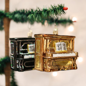 Upright Piano (a) Ornament