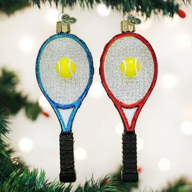 Tennis Racquet (a) Ornament