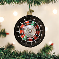 Roulette Wheel Ornament