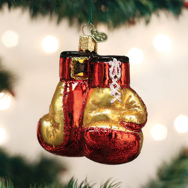 Boxing Gloves Ornament