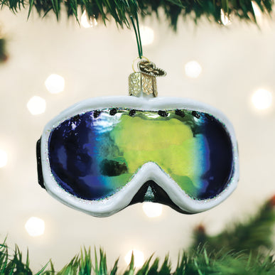 Ski Goggles Ornament