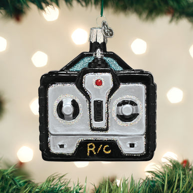 Remote Control Ornament