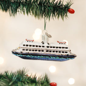 Ferry Ornament