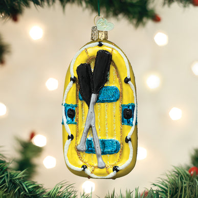 Raft Ornament