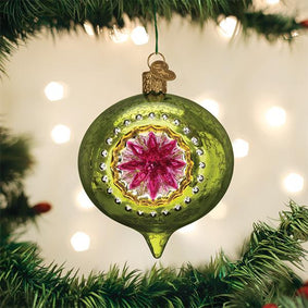 Limelight Flare Reflection Ornament