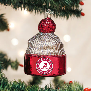 Alabama Beanie Ornament