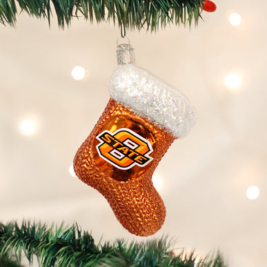 Oklahoma State Stocking