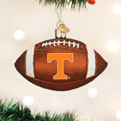 Tennessee Football Ornament