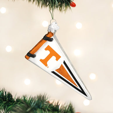 Tennessee Pennant Ornament