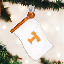 Tennesee Flag Ornament
