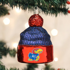 Kansas Beanie Ornament