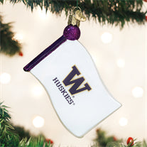 Washington Flag Ornament