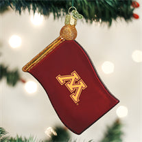 Minnesota Flag Ornament