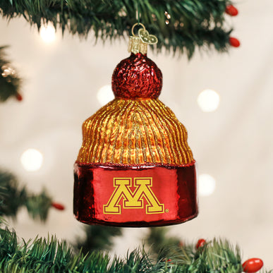 Minnesota Beanie Ornament