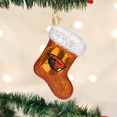 Oregon State Stocking Ornament