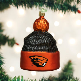 Oregon State Beanie Ornament