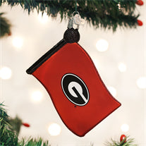 Georgia Flag Ornament