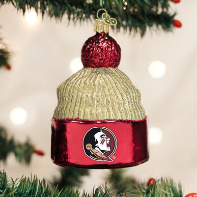 Florida State Beanie Ornament