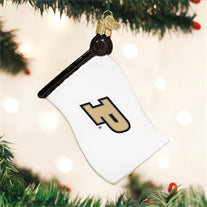 Purdue Flag Ornament