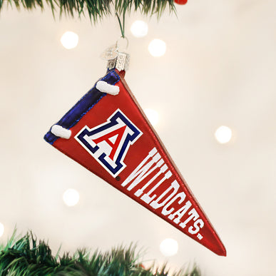 Arizona Pennant Ornament
