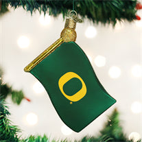 Oregon Flag Ornament