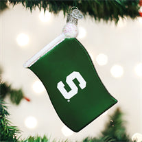 Michigan State Flag Ornament
