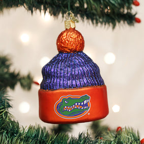 Florida Beanie Ornament