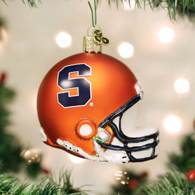 Syracuse Helmet Ornament