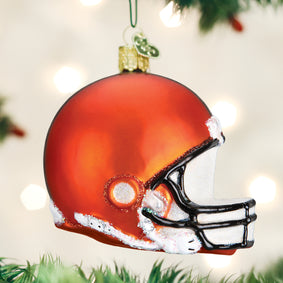 Cleveland Browns Helmet Ornament