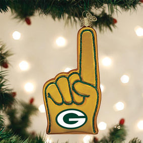 Green Bay Packers Foam Finger