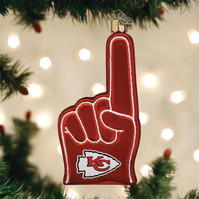 Kansas City Chiefs Foam Finger