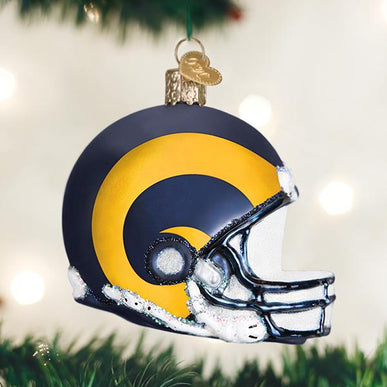 Los Angeles Rams Helmet Ornament