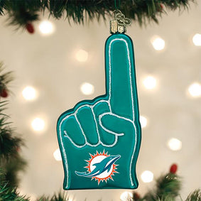 Miami Dolphins Foam Finger