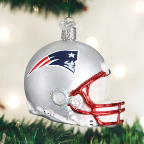 New England Patriots Helmet