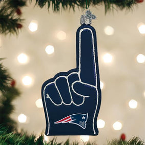 New England Patriots Foam Finger
