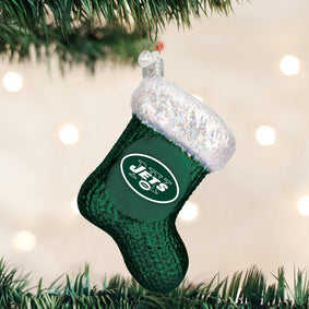 New York Jets Stocking Ornament