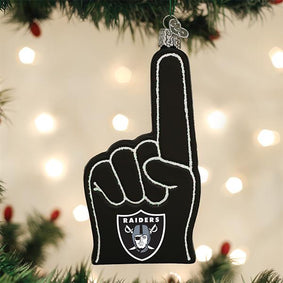 LV Raiders Foam Finger
