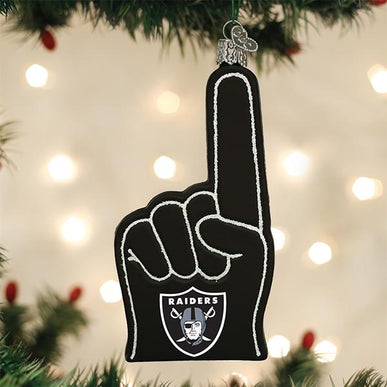 Oakland Raiders Foam Finger