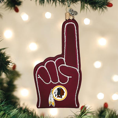 Washington Redskins Foam Finger