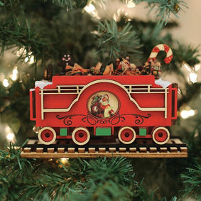 Santa's NP Express Tender-GC138