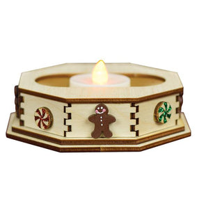 Tealight Display-Mint(Sm)-GCD105M
