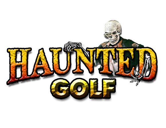 Haunted Golf Holiday Sale