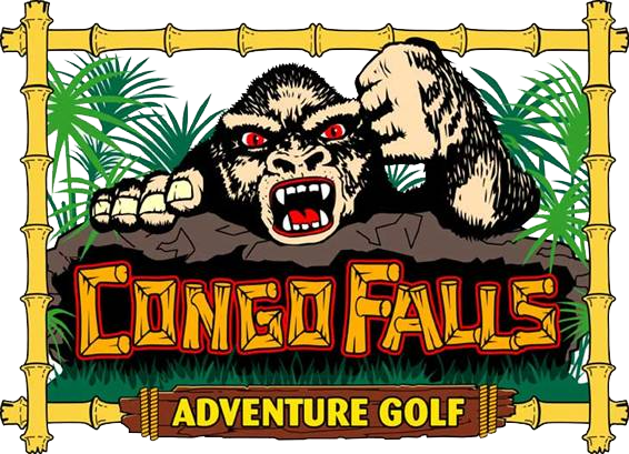 (6) Rounds at Congo Falls Ocean City